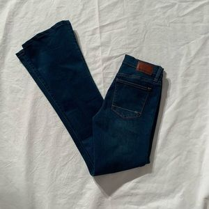 """Henry & Belle Size 26 Micro Flare Jeans Inseam 32"""""""